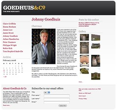 Goedhuis & Co corporate blog