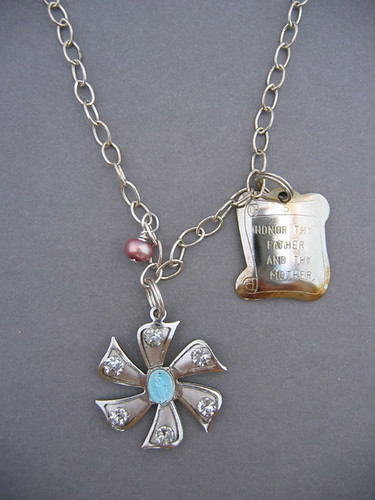 charmed necklace