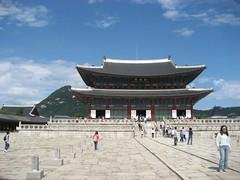 Gyeongbokgung Royal Road