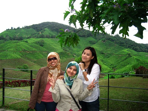 Day 2 @ Cameron Highland