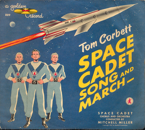 Tom Corbett: Space Cadet Song 45