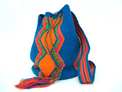 Llegaron las mochilas!!! (pinkkfreakk) Tags: artesanias mochilas wayuu