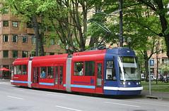 Portland streetcar (by: Cacaphony, Wikimedia Commons)