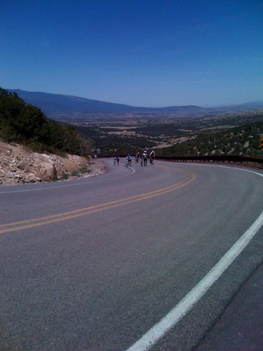 Santa Fe Century; Heartbreak Hill