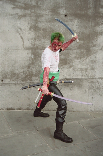 One Piece Zoro Photos Cosplay