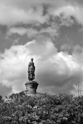 Dunoon Statue
