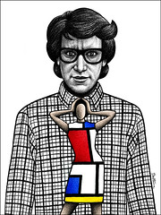 Yves Saint Laurent (Ben Heine) Tags: show gay wallpaper woman paris france art glass fashion shirt print poster design pattern perfume dress designer robe curves fame cancer handsome gucci clothes canvas ysl creation jacket abstraction homosexual genius minimalism hautecouture copyrights libertarian mode couture dior obituary vtements patron attraction femmes fragrance regard career elegance cuttingedge controversial dfil abstracted pietmondrian yvessaintlaurent anarchic pencilportrait stylisme progile prestance pierreberg wwwyslcom infotheartisterycom