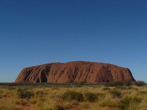 Australie : Uluru #61