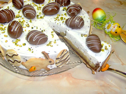 Easter-Eggs Cake by you.