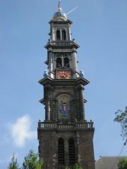 Westerkerk Steeple