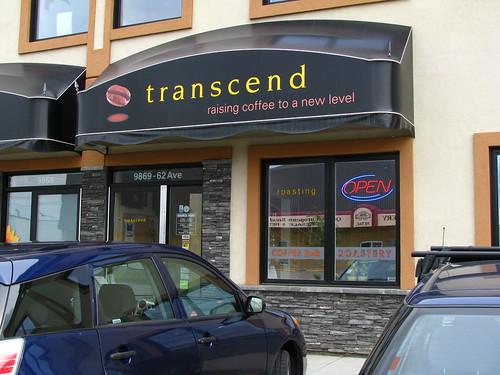 Transcend Storefront