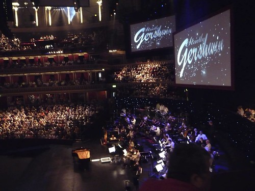Gershwin at Royal Albert Hall