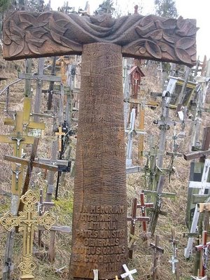 Hill of Crosses 10