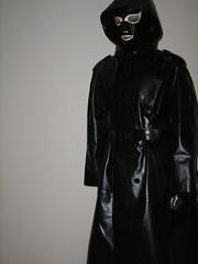 SBR Mackintosh (lulax40) Tags: rubber latex gummi rainwear mackintosh sbr shinyrubberrainwearsbrmackintoshregenkleidunggummi