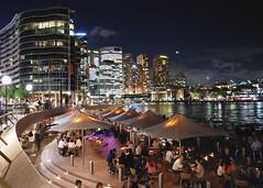 Opera House - Sydney (oo Felix oo) Tags: people nikon nightscape gente sydney australia bares d80 platinumphoto felmar felmar73