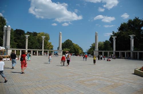 Varna Sea Garden Entrance