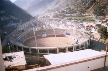 Plaza de Toros Andrés Amarillo de Huasahuasi