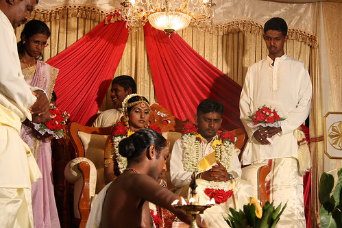 Mariage traditionnel en inde