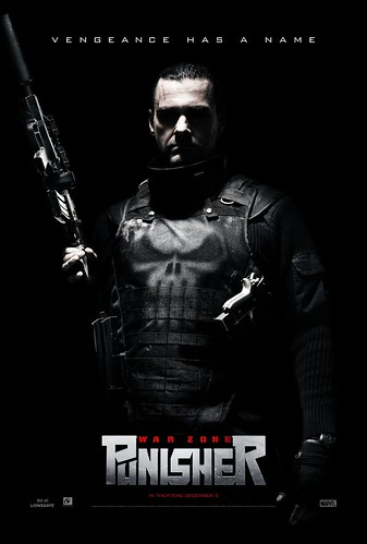 Cinco posters y trailer de 'The Punisher': El Castigador vuelve a los cines.