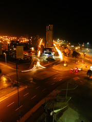 Sector Parque Japones (Make Stanne) Tags: chile night lights luces noche antofagasta