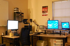Workspace - July 14, 2008