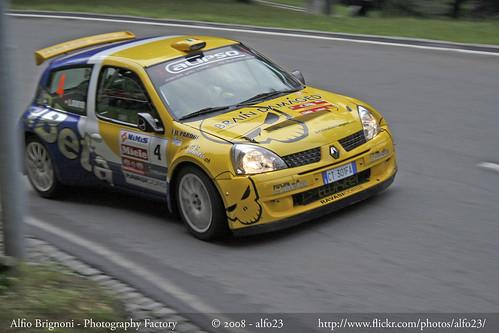 Renault Clio S1600 - Lavio-Parodi 1