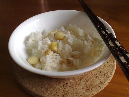 蓮子飯 (by tenz1225)