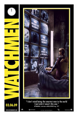 Ozymandias Comic-Con poster (Official Watchmen Photos) Tags: film movie graphicnovel dccomics watchmen alanmoore warnerbros ozymandias davegibbons matthewgoode zacksnyder