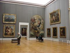 Gallerie in der Alten Pinakothek