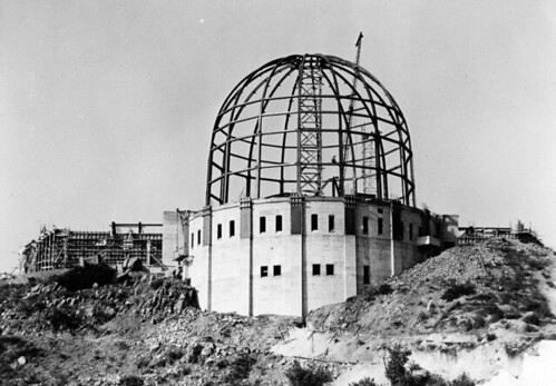 Griffith Observatory, 1933