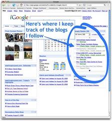 my iGoogle page