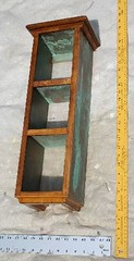 Wall Mount Display Cabinet (Imagination Unincorporated) Tags: decoration shelf copper faux ornamental patina displayshelf fauxcopper decorativeshelf ornamentalshelf tarnishedcopper falsecopper patinaedcopper fauxcopperpatina