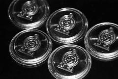The Five Coins (Imesh) Tags: summerolympics fivecircles fivecoins