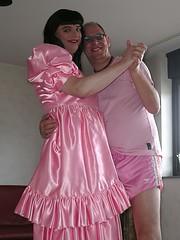 Pink dancing