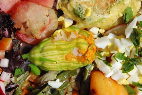 Veggie Meze Platter