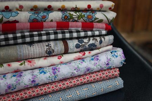Fabric : Ironed