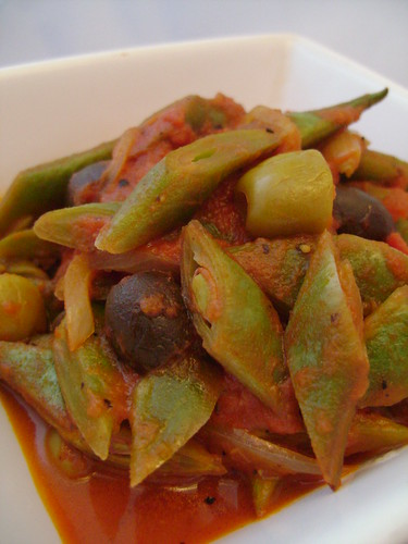Runner Bean Stew