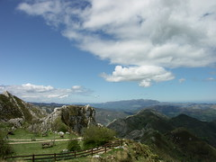 Mirador de la Reina (Gamonedo, Principality of Asturias, Spain) Photo