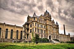 Tennessee State Prison (crashmattb) Tags: abandoned nashville state decay tennessee prison urbanexploration jail plugin tennesseestateprison canoneosdigitalrebelxti sigma1770mmf2845dc adobephotoshopcs3 redynamix dcetools medichance