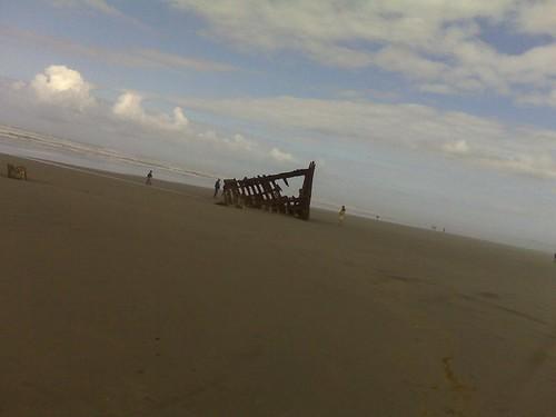 shipwreck fort stevens state park