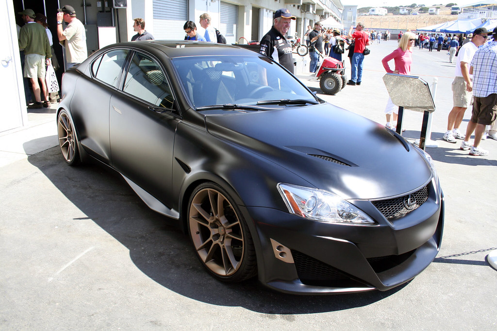 Lexus Project IS F