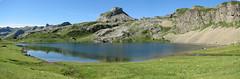 lacs d'ayous - panoramique (Vins 64) Tags: panorama montagne lac pyrenees randonnee laruns ayous francelandscapes lemondemerveilleuxdelaphoto