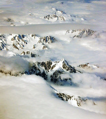 alaska volcano (Csbr) Tags: travel sky white mountain lake snow cold ice june rock alaska clouds landscape nationalpark north peak aerial arctic clark wilderness 2008 canonixus400 nwa redoubt torbert tordrillo flagcounter neacola nagishlamina gettyscreening
