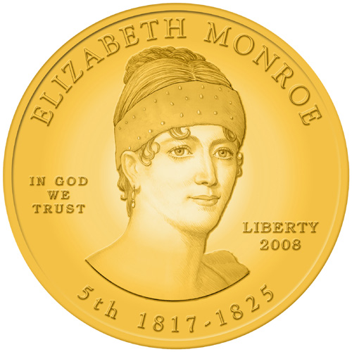 Elizabeth_Monroe_Gold_Coin_First_Spouse-artists