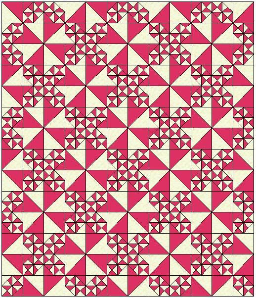 Tumbling Triangles