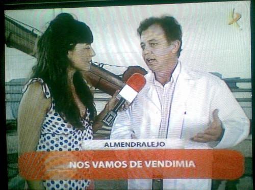 Enrique suárez en la tele