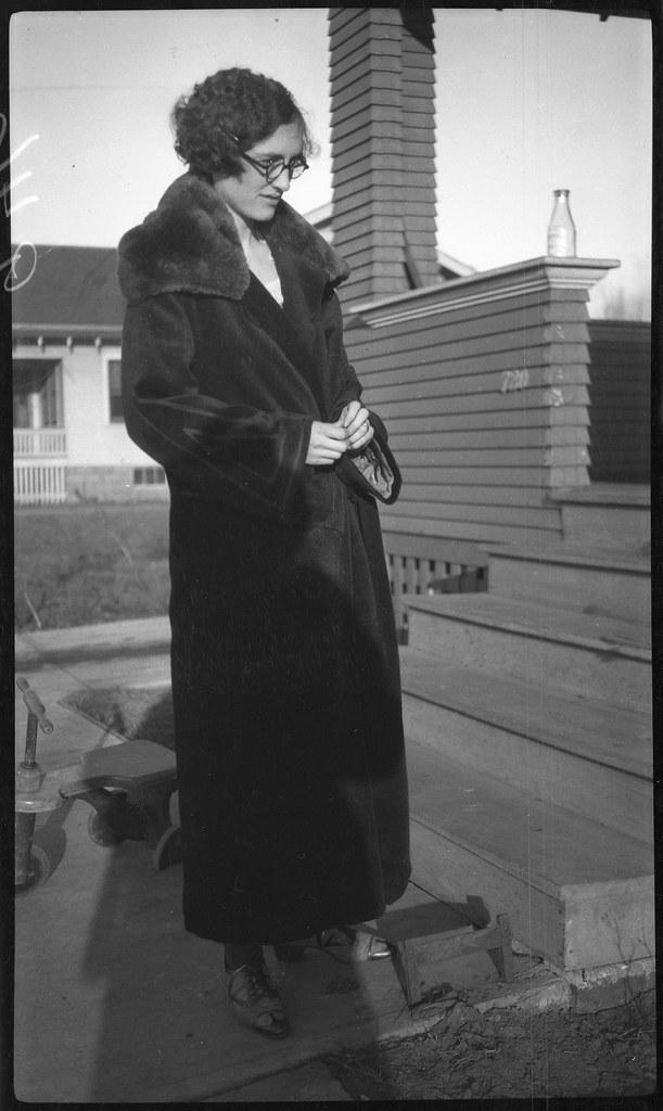 1910s - Dorothy Harding Spencer