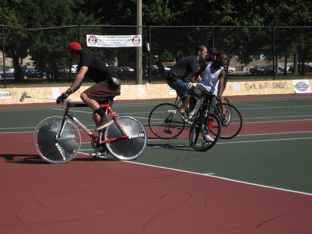 NACCC Bike Polo