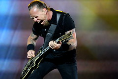 Metallica (cbortels) Tags: show music rock metal james concert metallica hetfield