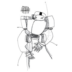 Electrobot (ELECTROBUDISTA) Tags: arte drawing contemporaryart contemporary bogot drawings style cartography calligraphy dibujos dibujo complex coolness caligrafa cartografa inkonpaper adalberto electrobot camperos adalbertocamperos contemporarydrawing electrobudista